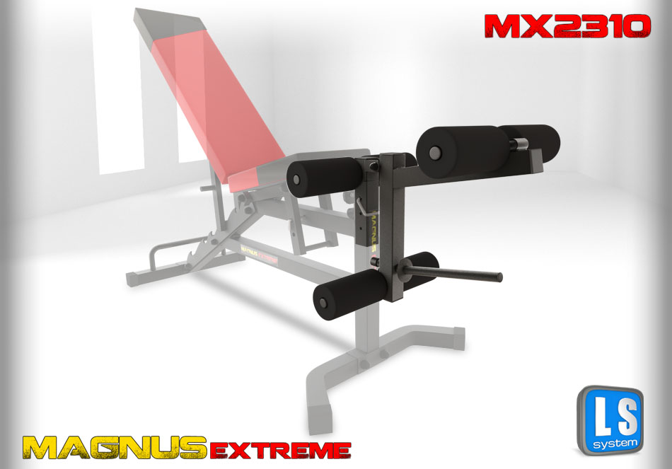 Prasa do ćwiczeń nóg Magnus Extreme MX2310