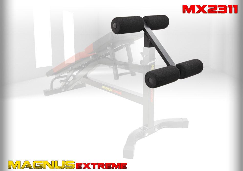 Blokada ud Magnus Extreme MX2311
