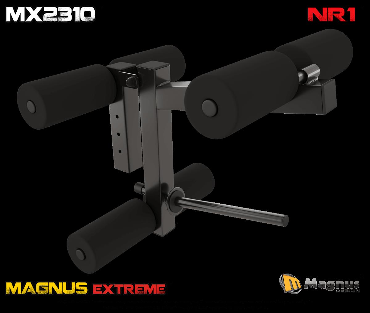 Prasa do ćwiczenia mięśni nóg Magnus MX2310