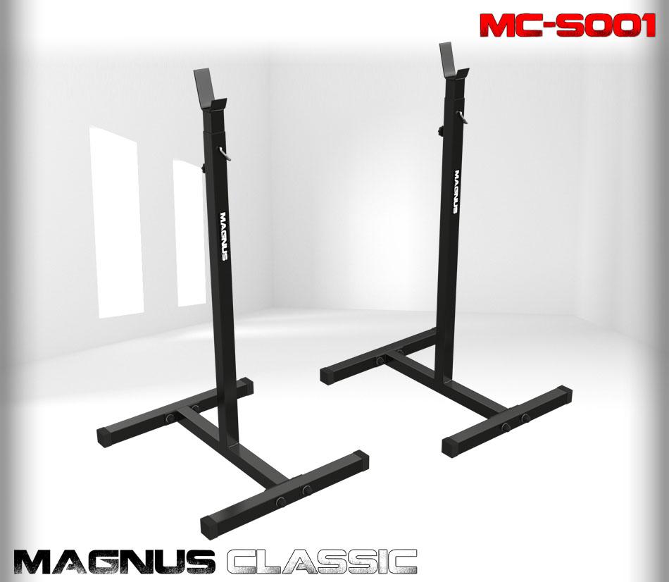 Stojaki pod sztangę Magnus Classic MC-S001