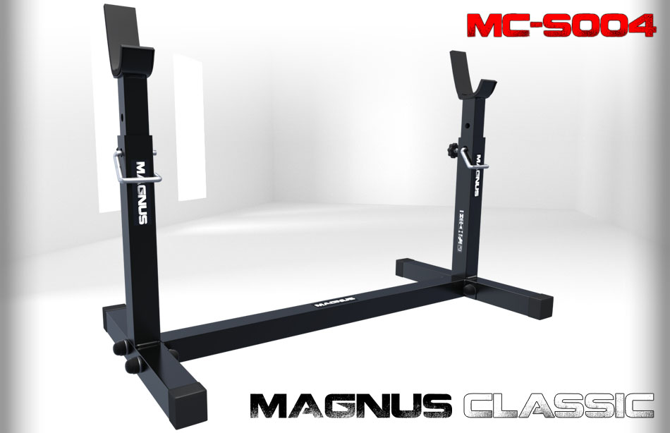 Barbell stands Magnus Classic MC-S004