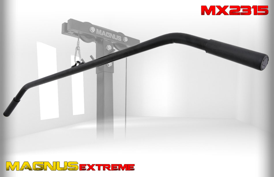 Magnus Extreme MX2315 lat tower wide bar