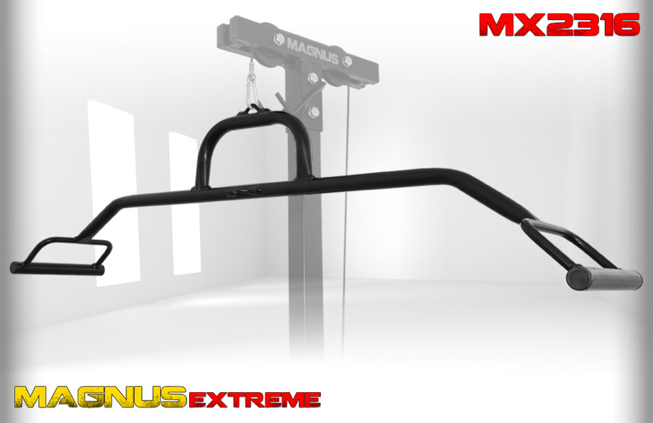 Magnus Extreme MX2316 lat tower wide bar