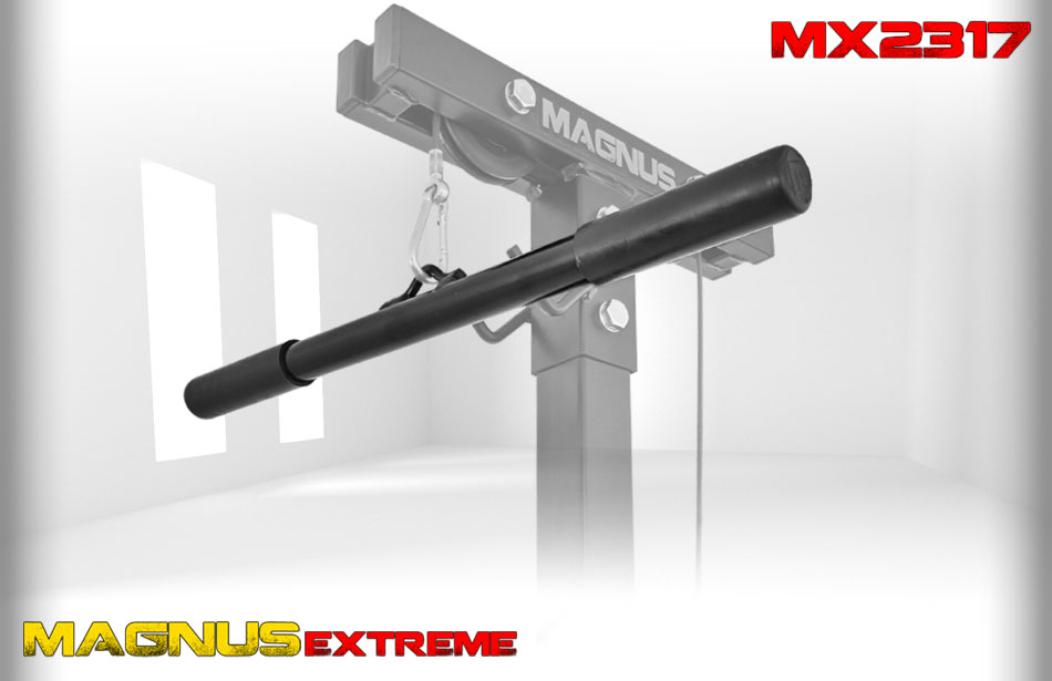 Magnus Extreme MX2317 lat tower straight bar
