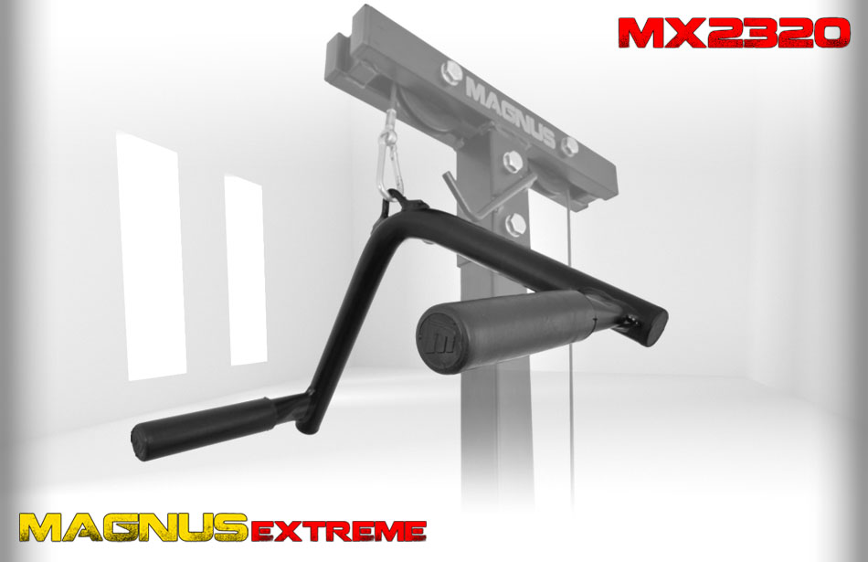 Magnus Extreme MX2320 lat tower triangle bar