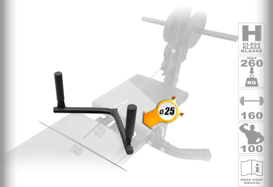 Lat tower accessories, lat tower, lat handles, tricep rope, tricep bars, bars for barbells