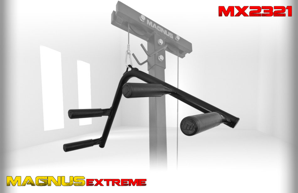 Magnus Extreme MX2321 lat tower triangle bar