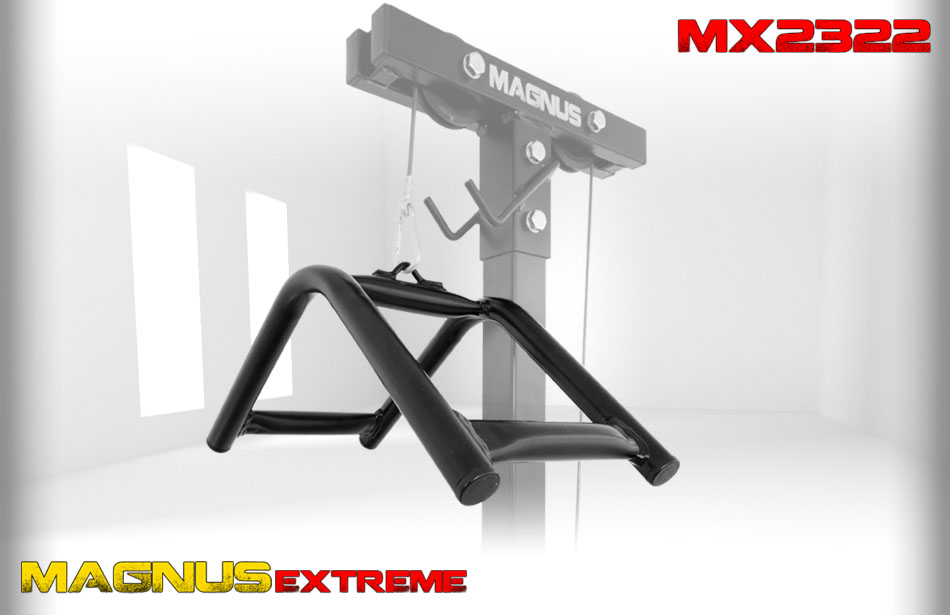 Magnus Extreme MX2322 lat tower triangle bar