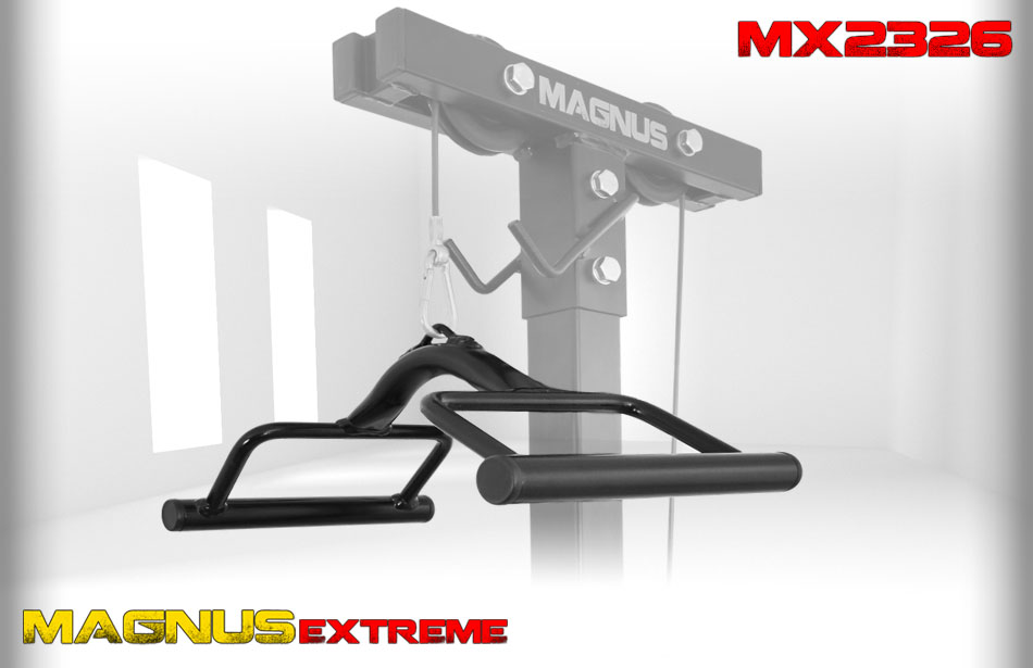 Magnus Extreme MX2326 lat tower triangle bar