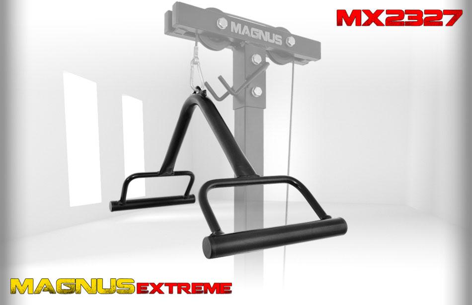 Drążek trójkątny do wyciągu Magnus Extreme MX2327