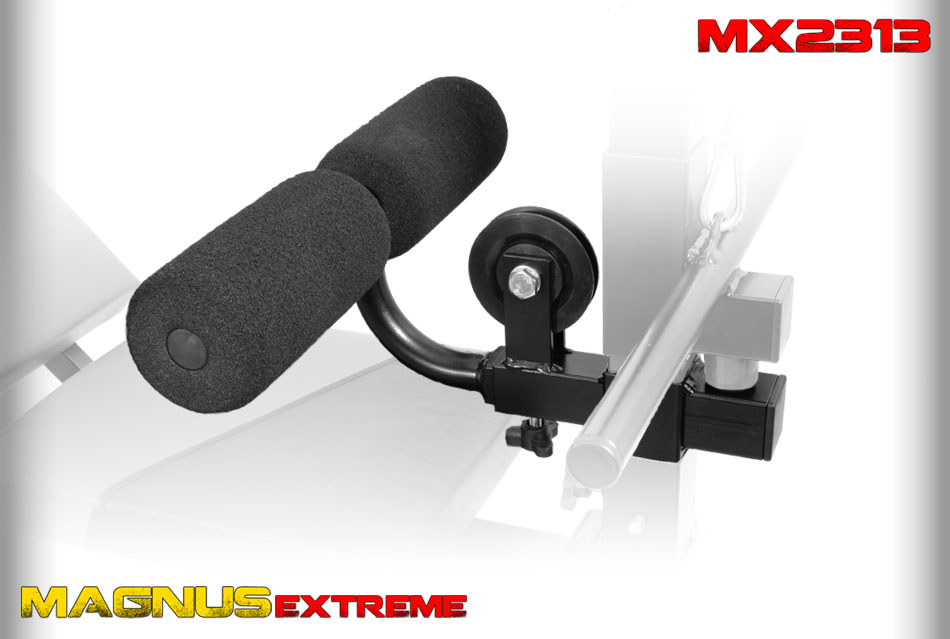 Magnus Extreme MX2313 lower stack lat tower with adapter