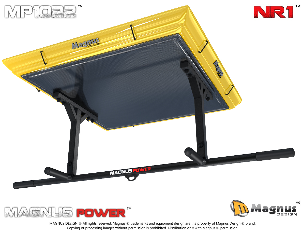 Multi function pull up bar Magnus