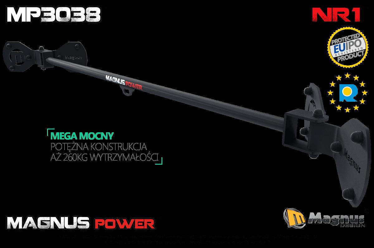 Drążek narożny Magnus MP3038 do podciągania