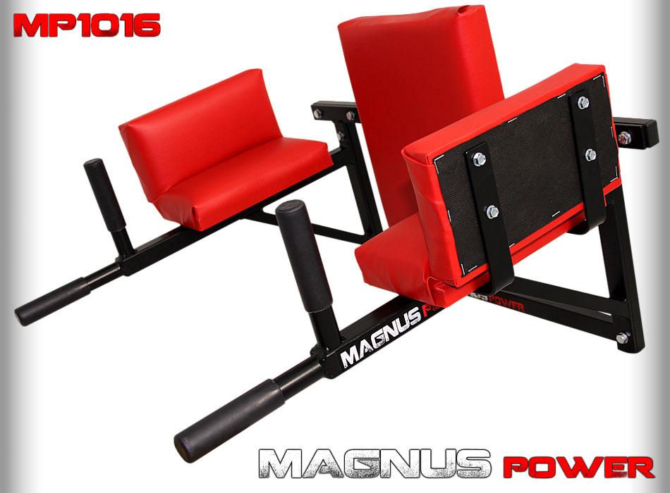 Poręcze treningowe do ćwiczeń Magnus Power MP1016