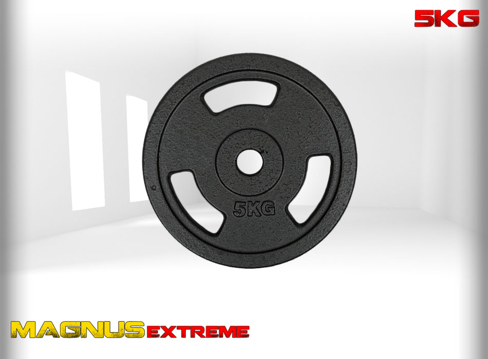 Weights for barbell Magnus Extreme