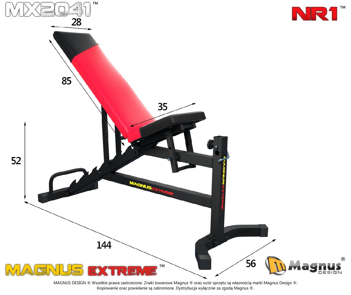 Wzmacniana ławka do ćwiczeń , trenuj mięśnie na siłowni