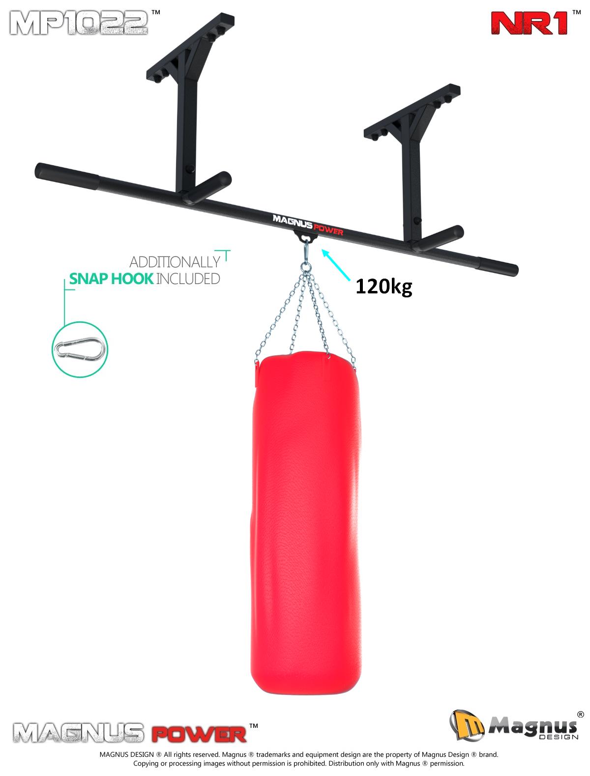 Pull ups on Magnus pull up bar, boxer training, TRX belts, TRX exercises