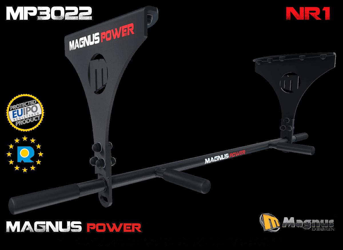Multifunctional laser pull up bar for training Magnus