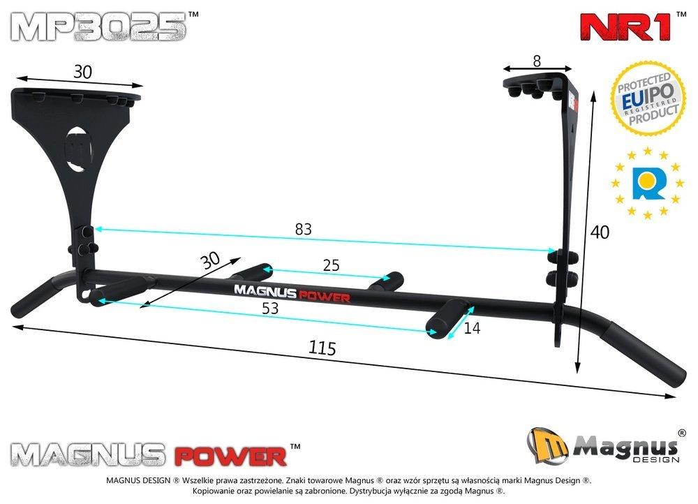 Właściwe rozmiary drążka treningowego, jakie ćwiczenia na drążku do podciągania