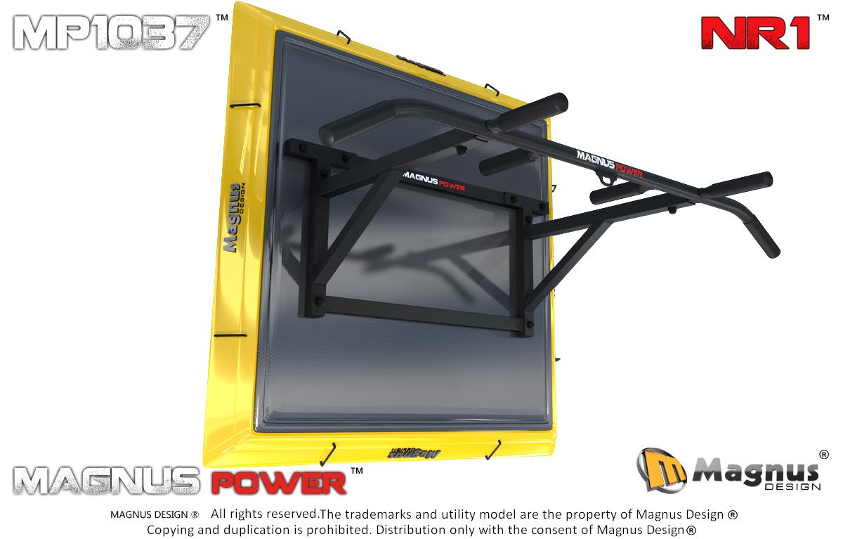 Multi function pull up bar Magnus