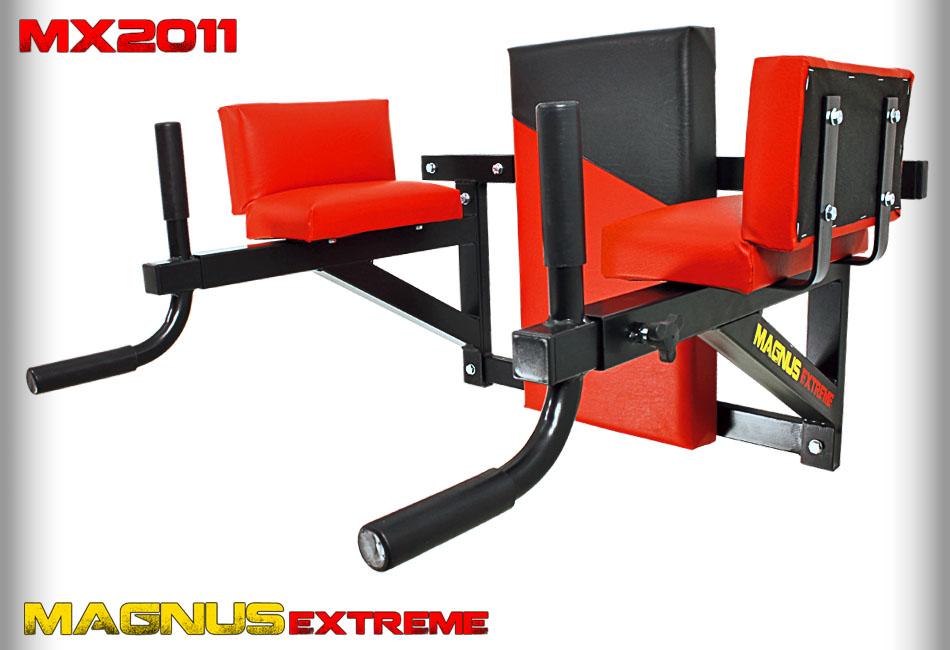Uchwyty do ćwiczeń pompek Magnus Extreme MX2011