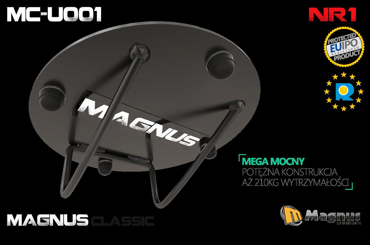 Uchwyt treningowy do ściany i sufitu Magnus MC-U001